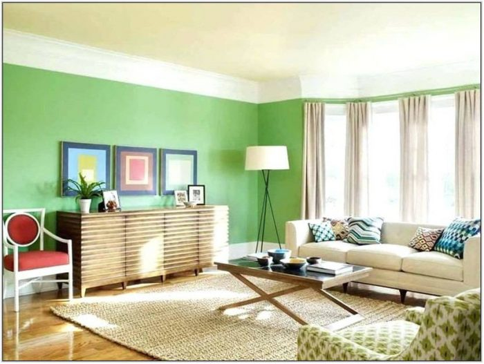Calm Paint Colors For Living Room