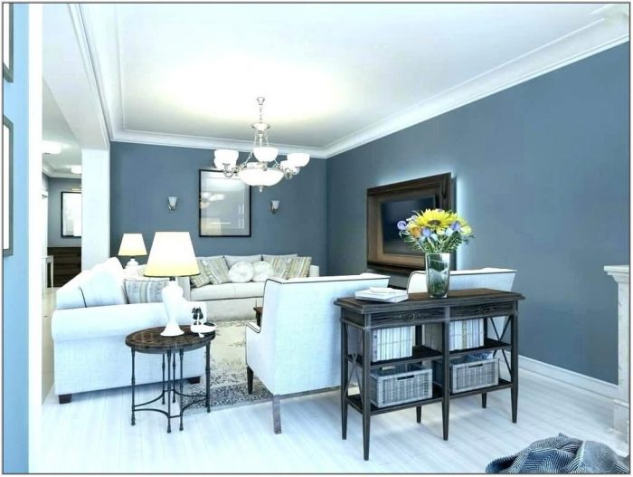 Calming Paint Colors For Living Room