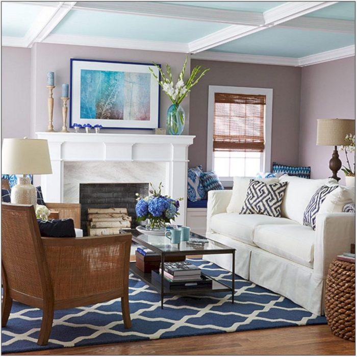 Color Palette Ideas For Living Room