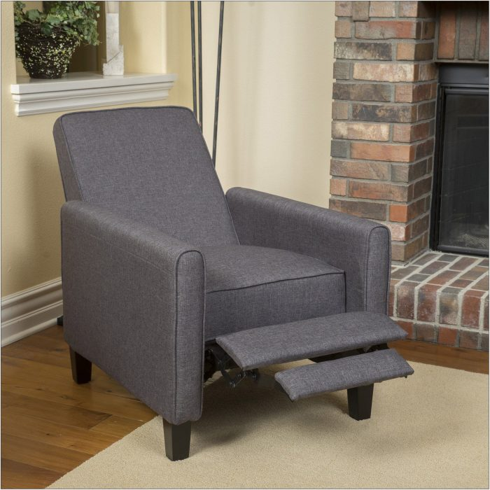 Comfortable Living Room Chairs For Small Spaces