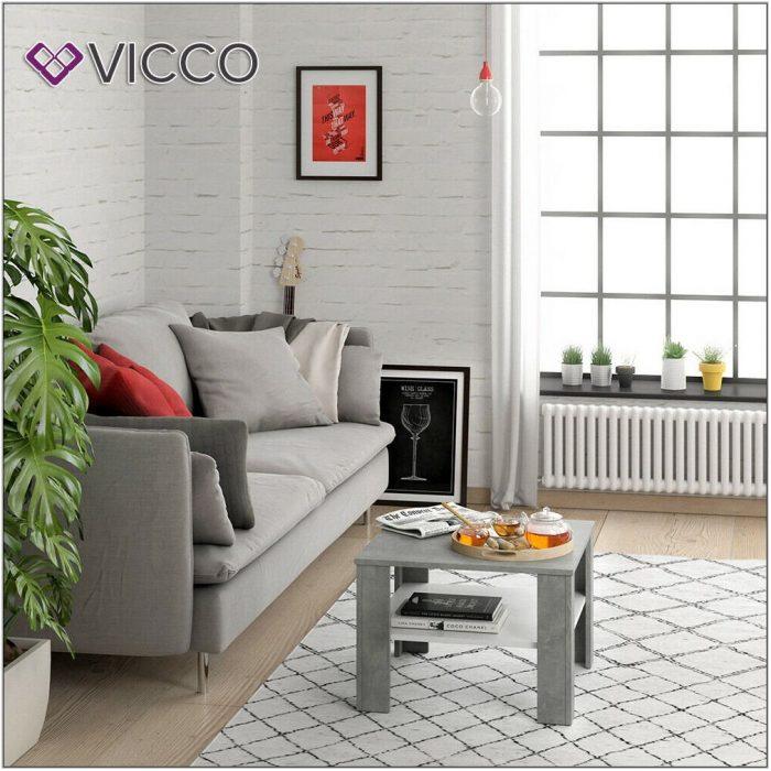 Concrete Living Room Table