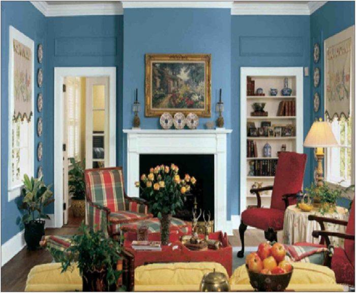 Cool Living Room Paint Ideas
