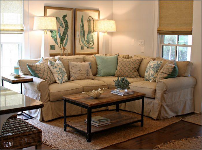 Cottage Living Room Furniture Ideas