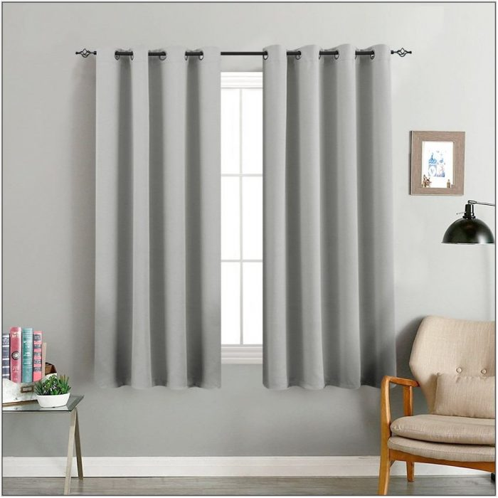 Curtains For Gray Living Room