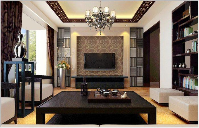 Dark Brown Furniture Living Room
