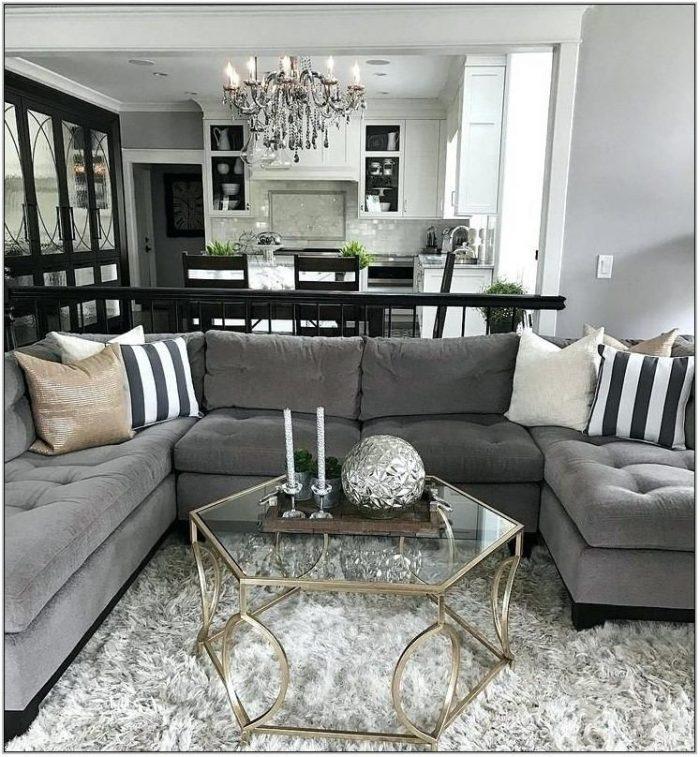 Dark Gray Sofa Living Room Ideas