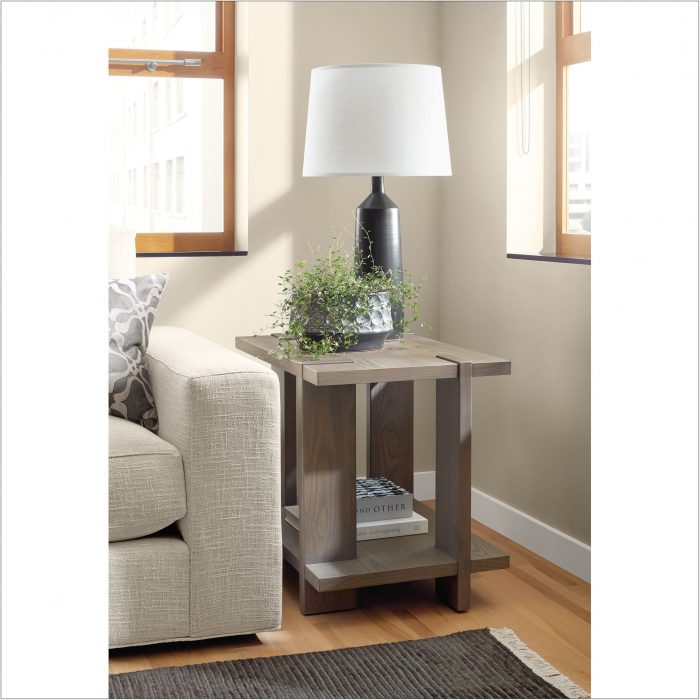 End Tables In Living Room