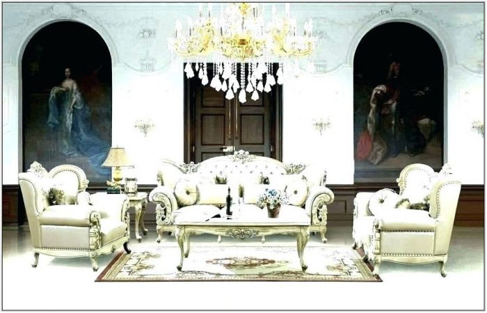 French Country Living Room Furniture Collection