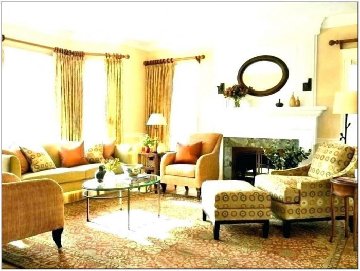 Furniture Setup For Small Living Room