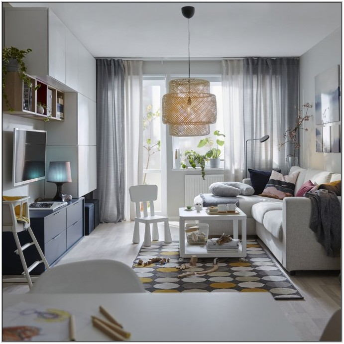Ikea Living Rooms Images
