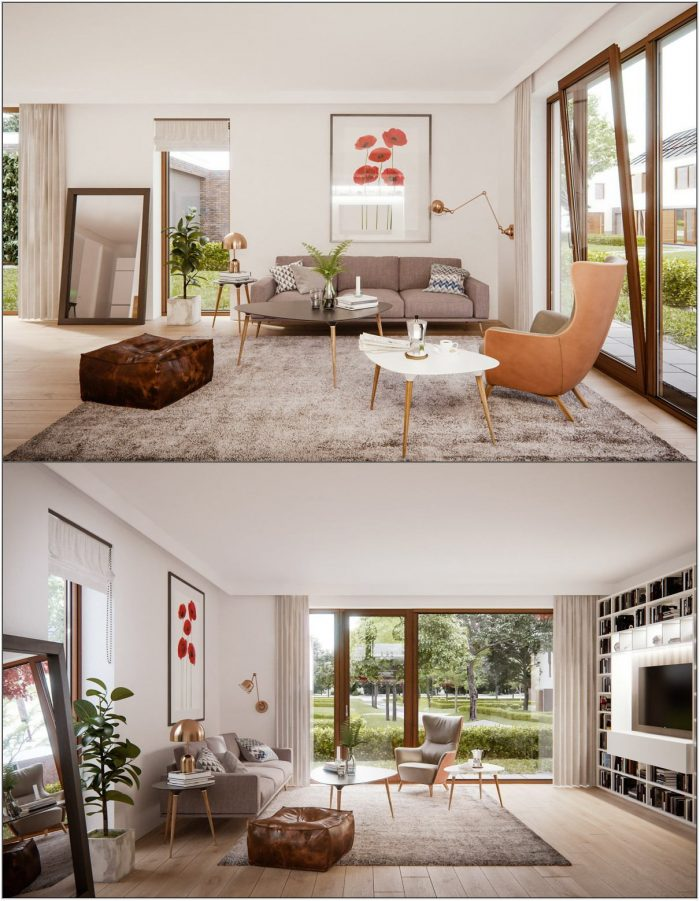 Images Of Mid Century Modern Living Rooms