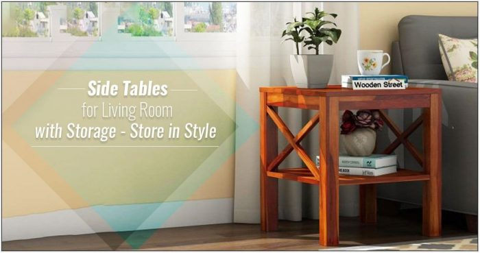 In Tables For Living Room