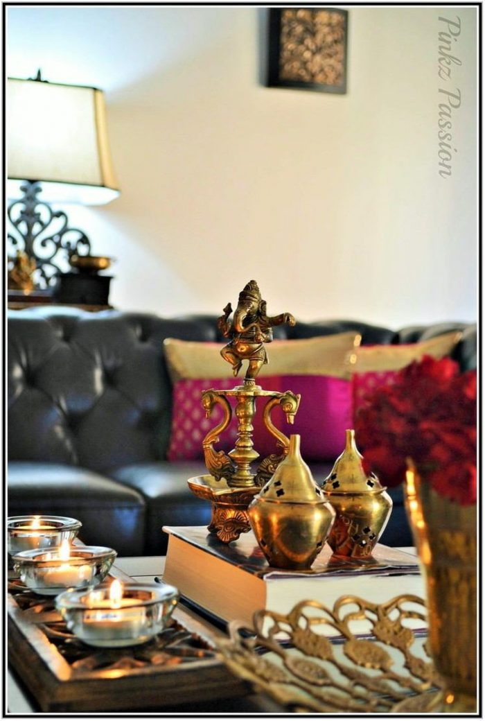 Indian Themed Living Room