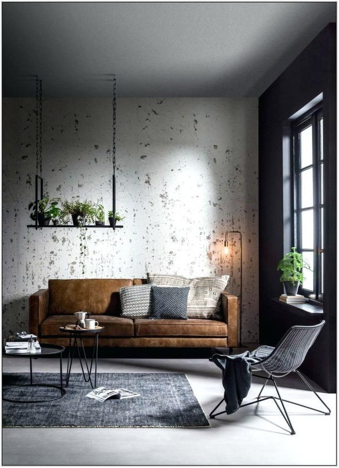Industrial Living Room Wall Decor