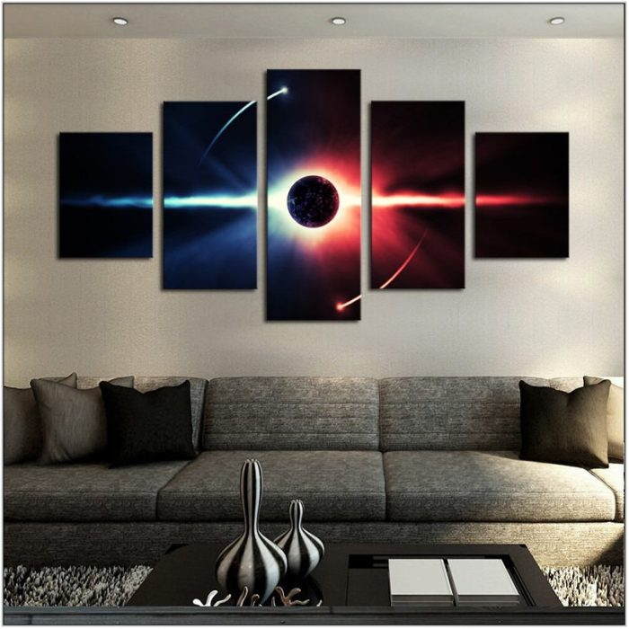 Large Canvas Painting For Living Room