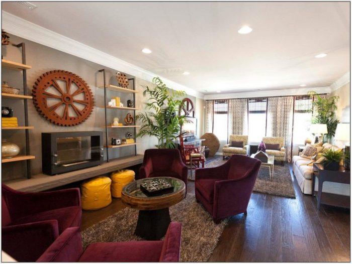 Large Living Room Furniture Ideas