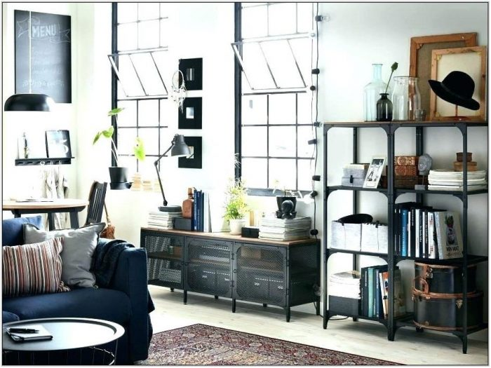 Large Living Room Storage