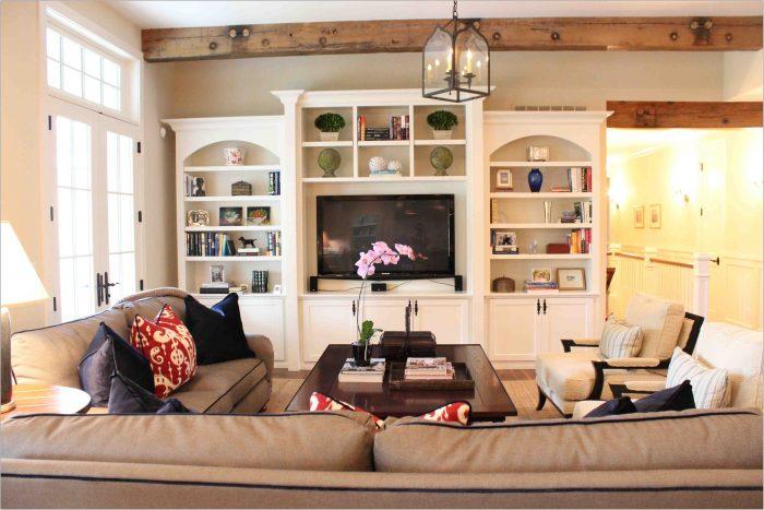 Large Living Room Storage Cabinets