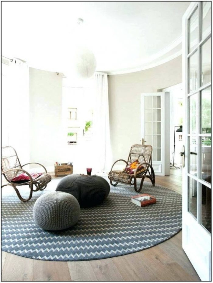 Large Round Rugs For Living Room