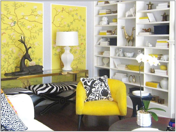 Latest Decorating Trends For Living Rooms