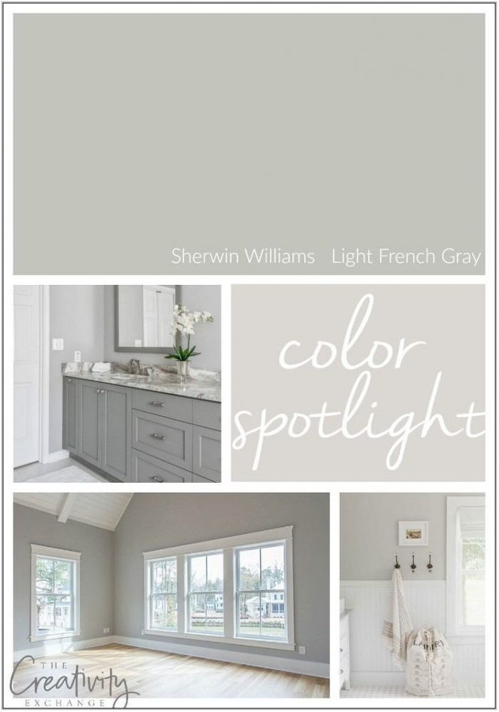 Light Gray Paint Color For Living Room