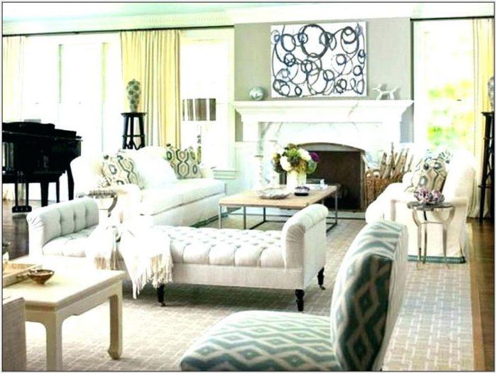Living Room Bench Seating Ideas
