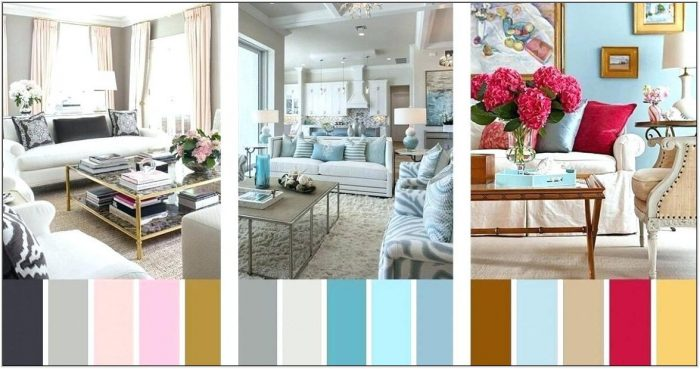 Living Room Color Combination Ideas
