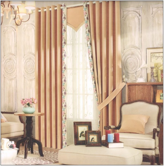 Living Room Curtain Color Ideas
