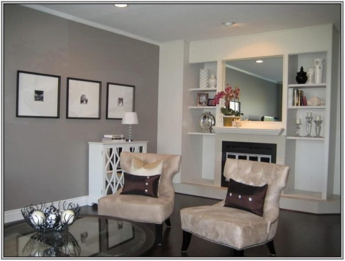 Living Room Decorating Ideas With Gray Walls