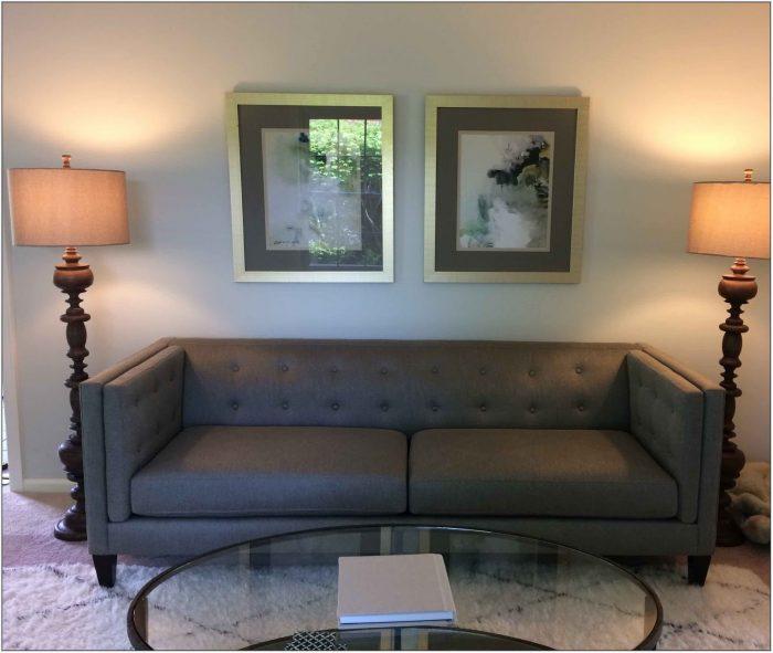 Living Room Design Plan