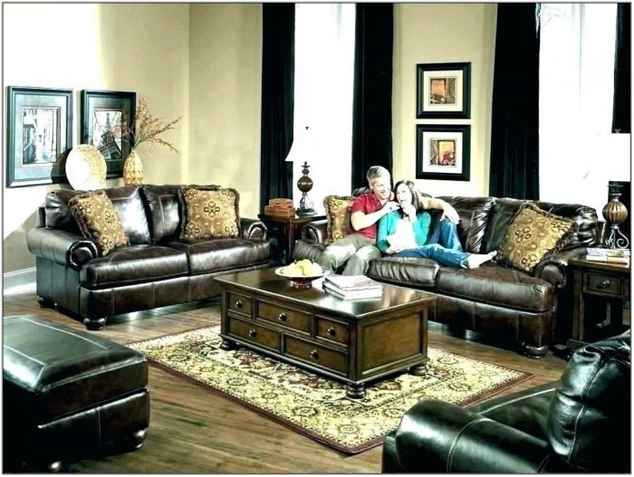 Living Room Ideas With Leather Furniture