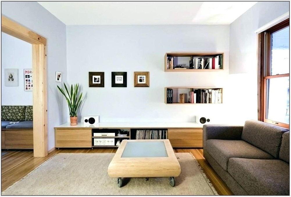 Living Room Media Storage