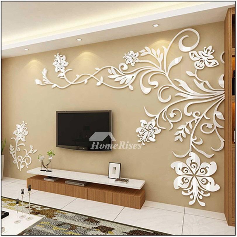 Living Room Modern Wall Decor