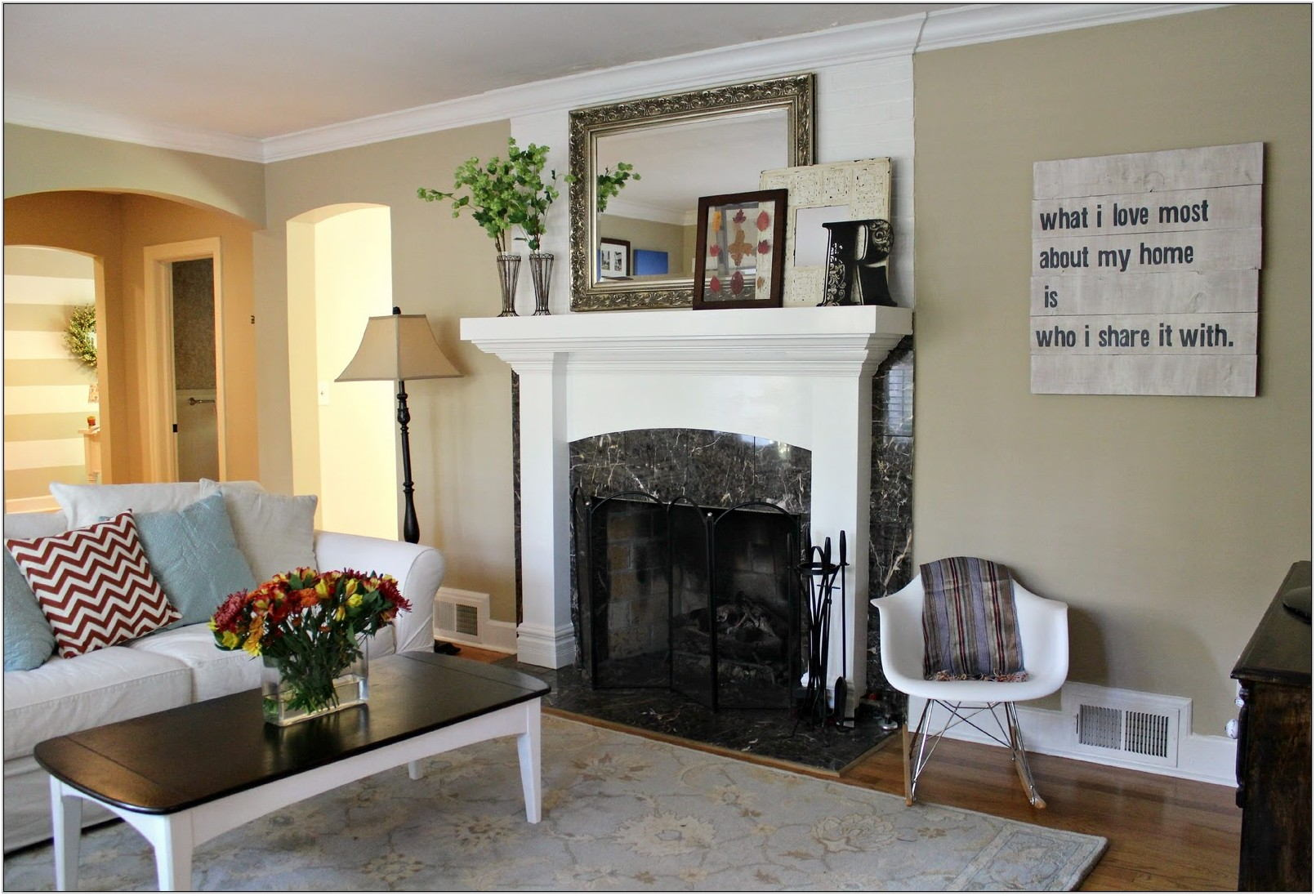 Living Room Neutral Color Ideas