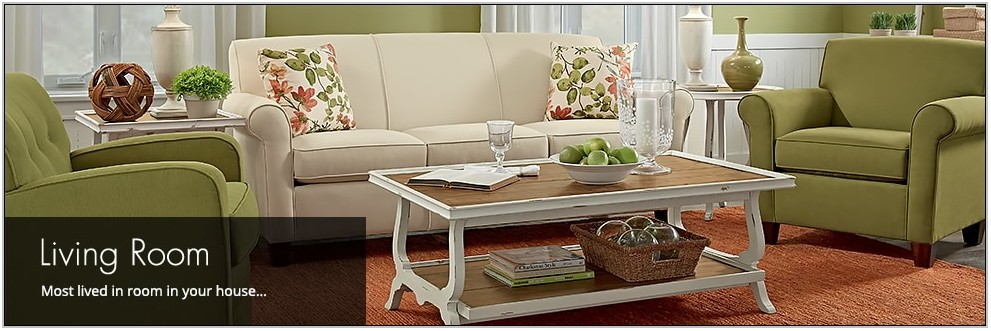 Living Room Occasional Tables
