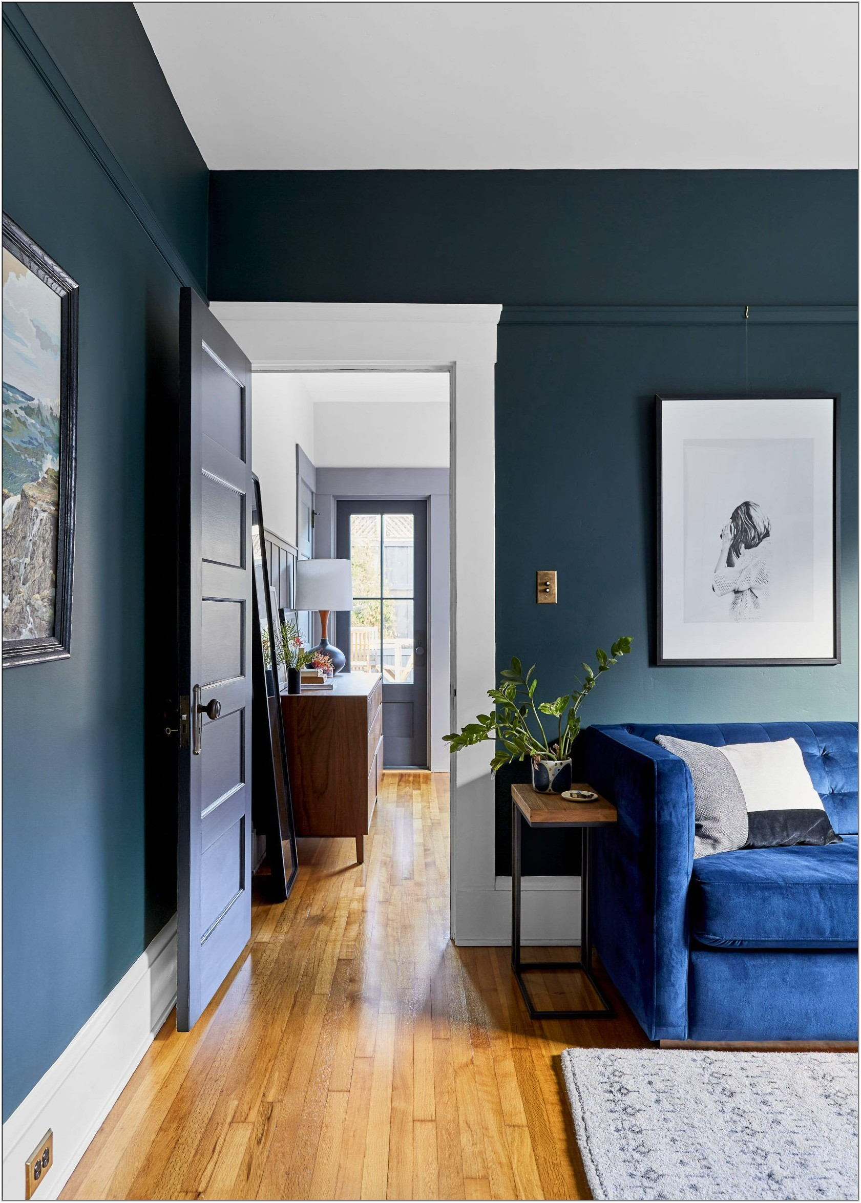 Living Room Paint Color Trends 2019
