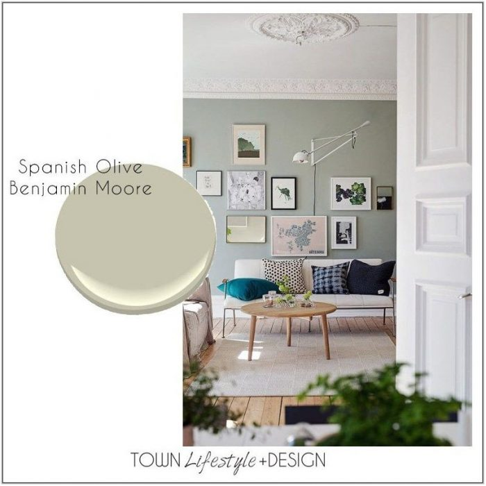 Living Room Paint Trends