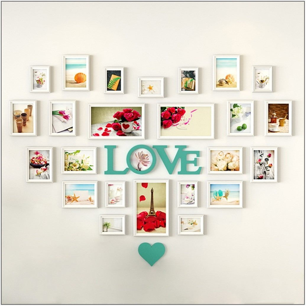 Living Room Photo Frames