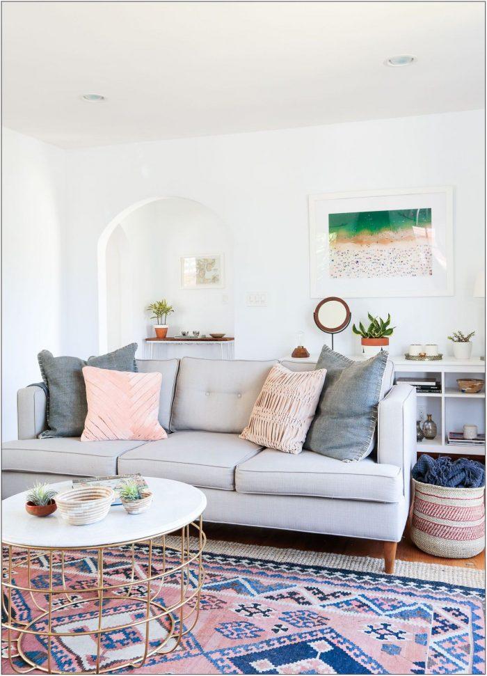 Living Room Rug Inspiration