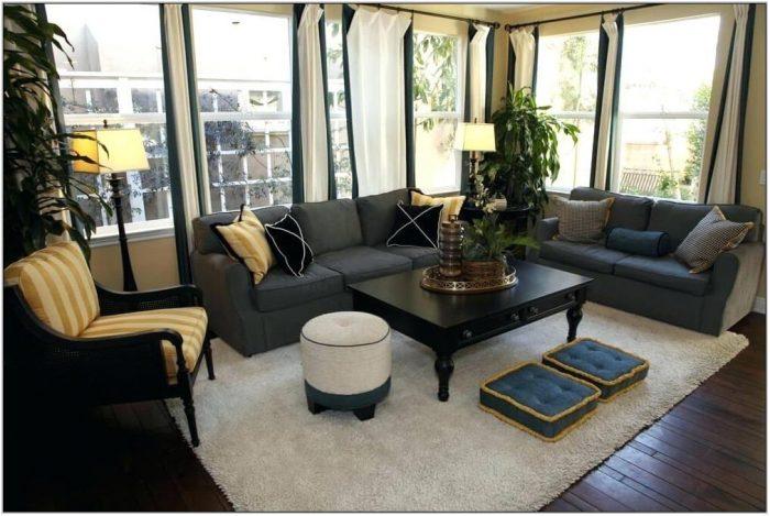 Living Room Rugs For Wood Floors