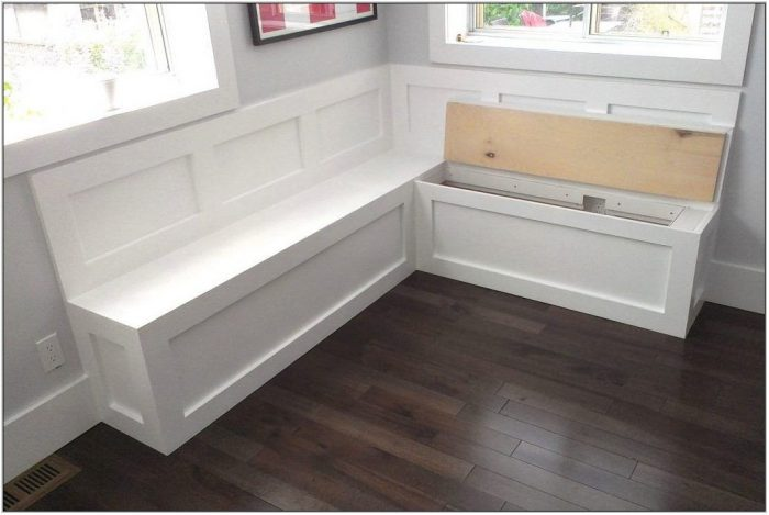 Living Room Seating With Storage